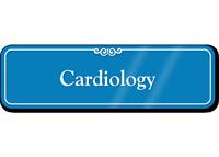 Cardiology Showcase Hospital Sign