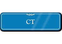 CT Showcase Hospital Sign
