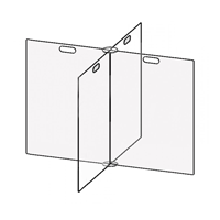 4-Way Table Divider Kit