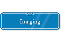 Imaging Showcase Hospital Sign