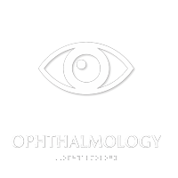 Ophthalmology TactileTouch Braille Hospital Sign with Eye Symbol