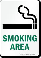 Smoking Area - vertical