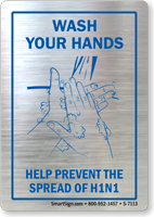 Wash Your Hands, Help Prevent the Spread of H1N1
