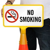 No Smoking ConeBoss Sign