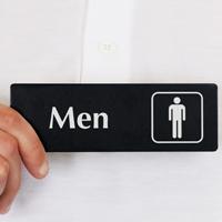 Men Signs