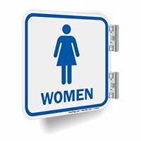 Women Restroom Symbol Sign