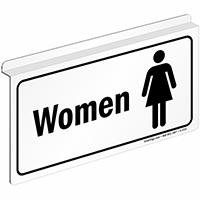 Women ,Doorsign