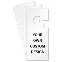Custom Claw Door Hanger Tag
