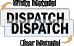 Dispatch Door Label