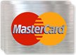MasterCard Logo Glass Decal