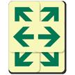 GlowSmart™ Adhesive Arrow Right