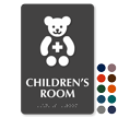 Children's Room TactileTouch Braille Sign