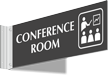 Conference Room Above Door Corridor Sign