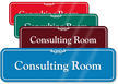 Consulting Room Showcase Hospital Sign