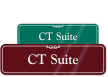 CT Suite Sign