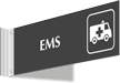 Ems Corridor Projecting Sign