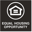 Equal Housing Opportunity Select-a-Color Engraved Sign