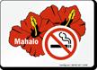 Mahalo No Smoking