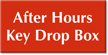 Key Drop Box Engraved Sign