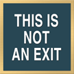 Marquis Exit Sign, 6