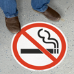 No Smoking with Symbol