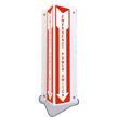 Emergency Power Switch (Arrow)