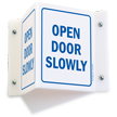 Open Door Slowly