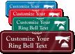 Ring Bell Symbol Sign