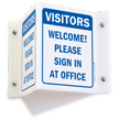 Visitors Welcome! Please Sign In Sign