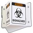 Warning Biohazard Sign