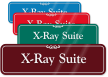 X-Ray Suite Sign