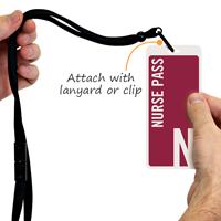 Nurse Pass ID For Schools