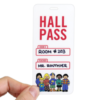 Hall Pass, Add Roomno., Teacher Name for School