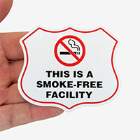 This Is A Smoke-Free Facility