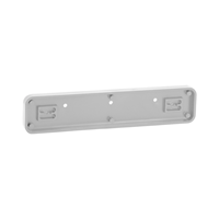 2in. x 9in.Molded Plastic Sign Holde
