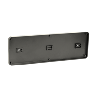 Molded Plastic Sign Holder, 4in. x 13in.
