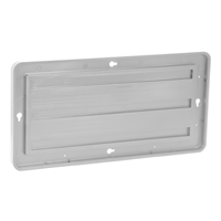 6in. x 12in.Molded Plastic Sign Holde