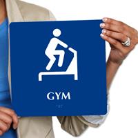 Gymnasium Signs