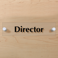 Director Sign