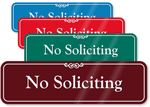 ShowCase-Wall-Signs-No-Soliciting
