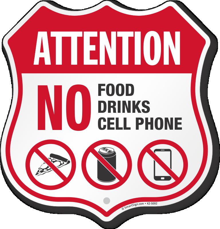 Lyft No Food Or Drink Allowed