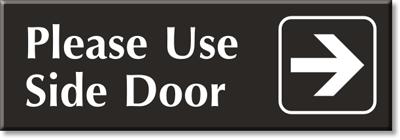 please use back door sign printable koni polycode co