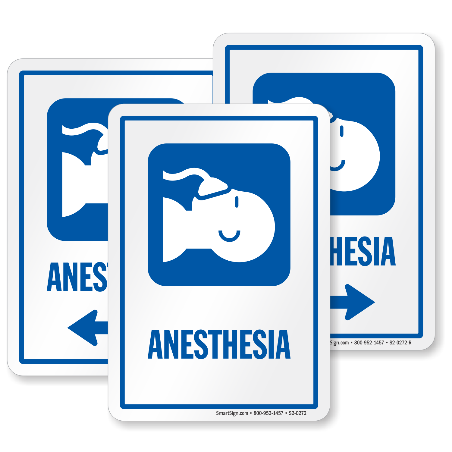 Anesthesia Sign Patient Receiving Anaesthetic Symbol Sku