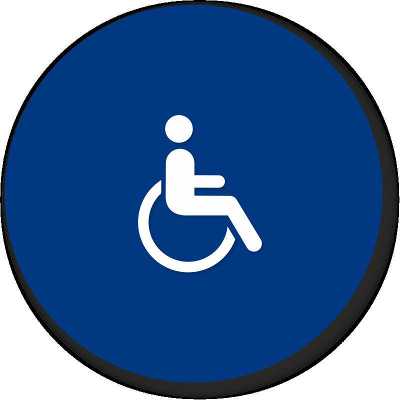Women (Accessible Pictogram)