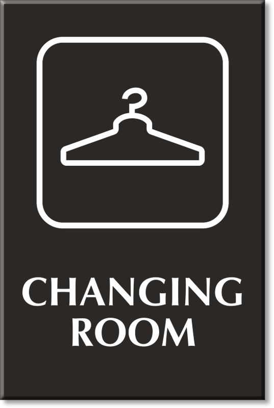 Changing Room Signs | Changing Area Signs