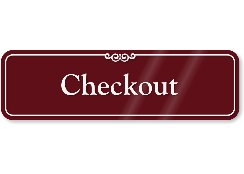 Image result for checkout