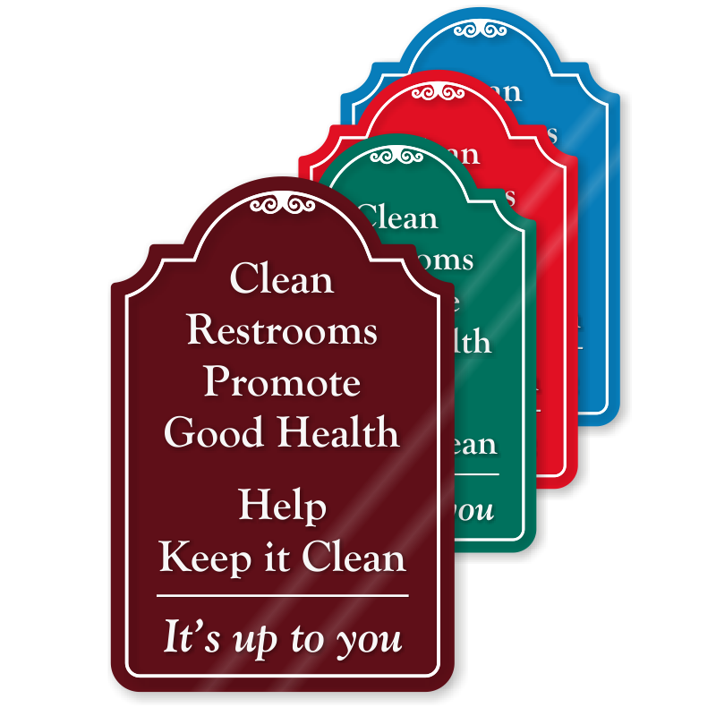 how to keep bathroom clean