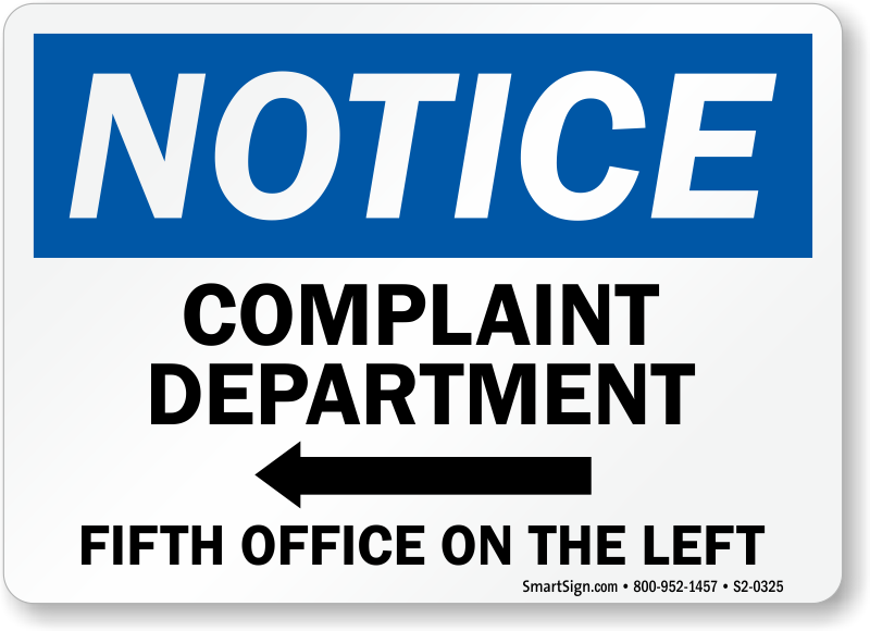 Funny Workplace Signs Funny Office Si...