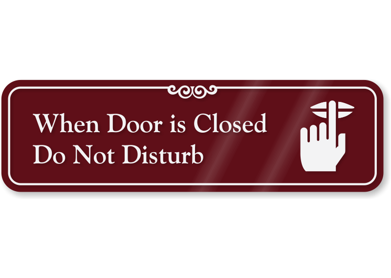 Door is closed sc 1 st imo safety signs u0026 stickers for Door not closing