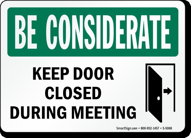 meeting in session door sign juve cenitdelacabrera co